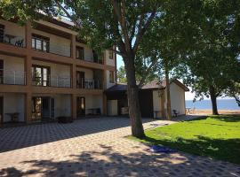 Bella Villa, отель в Затоке