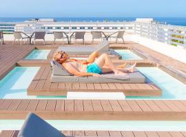 Coral Suites & Spa - Adults Only, отель в городе Плайя-де-лаc-Америкас