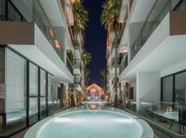 Palmyrah Surin Beach Residence, hotel near The Plaza Surin, Surin Beach