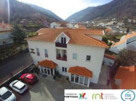 Hotel Vale do Zezere, hotel cerca de Castillo de Belmonte, Manteigas