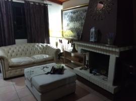 green hill studio corfu town, pet-friendly hotel in Corfu Town