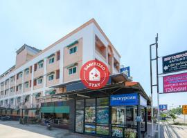 Saithong Place pattaya, hotel near Phoenix Gold Golf and Country Club, Na Jomtien