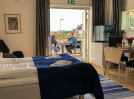 Hotell Villa Lönndal, Grundsund, Skaftö, hotell i Grundsund