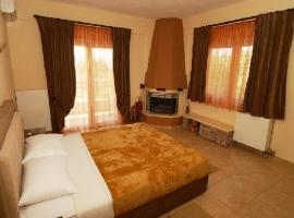 Kyveli, hotel near Kipseli Park, Kariófiton