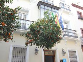 Hostal Roma, hotel en Sevilla