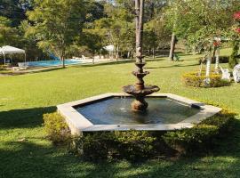 Park Hotel Mantiqueira, hotel in Barbacena