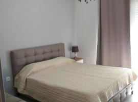 HILI RESORT LUXURIOUS SEASIDE APARTMENT, hotel in Alexandroupoli
