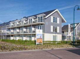 Strandplevier Suites, appartement in De Koog