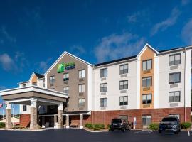 Holiday Inn Express Hillsville, an IHG Hotel, hotel in Hillsville