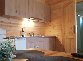 Willa Aleksander, cabin in Rewal
