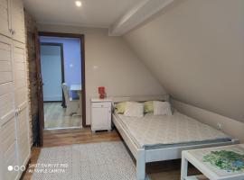 Pokoje w sercu Mazur – hotel w Piszu