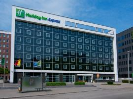 Holiday Inn Express Antwerpen City North, an IHG Hotel, hotell Antwerpenis