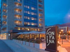 Fontana Seafront Residences, hotel in Budva