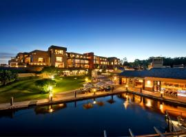 Oubaai Hotel Golf & Spa, golf hotel in Herolds Bay