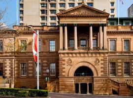 InterContinental Sydney, hotel en Sídney