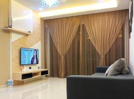 Amadel Residence 1314, resort in Melaka