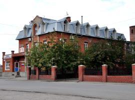 22-HOTEL, отель в Барнауле