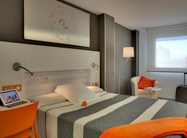 Hotel Bed4U Pamplona, hotel perto de Aeroporto de Pamplona - PNA,