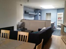 Het Kanaalhuis, self catering accommodation in Kortrijk