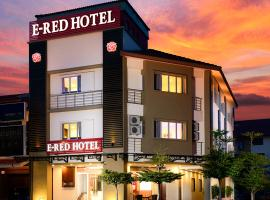 E-Red Hotel Bayu Mutiara, hotel in Bukit Mertajam