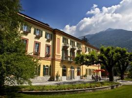 Hotel Le Prese, hotel in Poschiavo