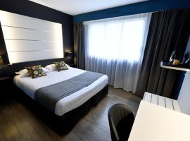 Hôtel Des Quatrans, hotel in Caen