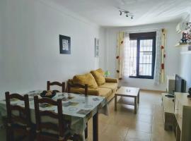 Apartamentos El Barrio, self-catering accommodation in Nerja