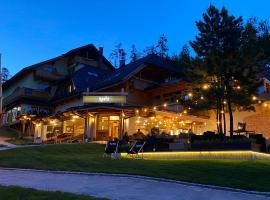 Pension Tatrasport Zampa, hotel near Starý Smokovec-Hrebienok, Vysoké Tatry