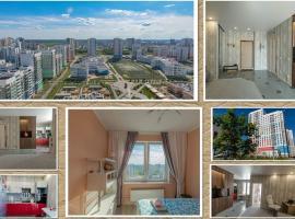 Dragon-s apartments Yekaterinburg (не для свиданий)., hotel with pools in Yekaterinburg