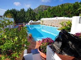 Gattopardo Park Hotel, hotel a Città di Lipari