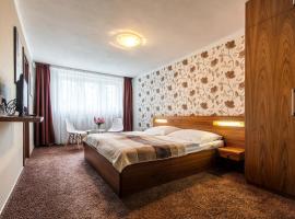 파르두비체 파르두비체 공항 - PED 근처 호텔 Cartellone Appartamento Hotel