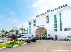 Farah Rabat, hotel en Rabat