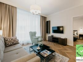EXCLUSIVE Aparthotel, serviced apartment in Wrocław