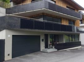 Appartement Mountainview, Unterkunft zur Selbstverpflegung in Saalbach-Hinterglemm
