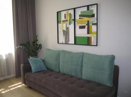3х комнатные апартаменты на проспекте Октября 28а, апартаменты/квартира в Ярославле