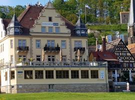 Manufaktur Hotel Stadt Wehlen, Hotel in der Nähe von: Kurhaus Berggießhübel, Stadt Wehlen