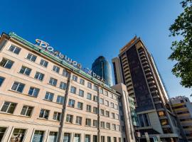 Гостиница Большой Урал, hotel in Yekaterinburg