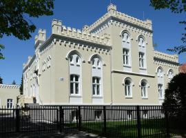 Rezydencja Myśliwska, apartment in Koszalin