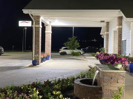 Garnett Hotel & RV Park – hotel w mieście Garnett
