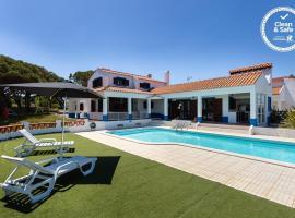 Casa dos Romana, hotel perto de Lagoa de Santo André, Melides