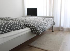 Ruhige, Rhein-nahe und zentrale Wohnung in KölnSüd, self catering accommodation in Cologne
