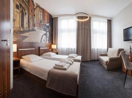 Hotel Alexander 2 – hotel w pobliżu miejsca Dworzec PKP Kraków Główny w Krakowie