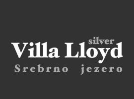 Villa Lloyd silver, hotel in Veliko Gradište