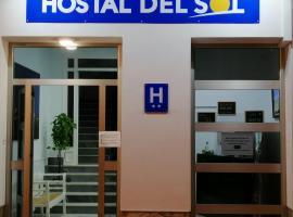 Hostal Del Sol, hostal o pensión en Puerto Lumbreras