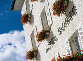 Poschiavo Suisse Hotel, hotel a Poschiavo