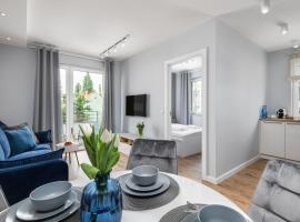 PREMIUM Apartments New Town Private Parking Included, apartment in Szczecin
