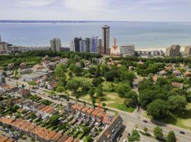 Zee en Strand Vlissingen, apartment in Vlissingen