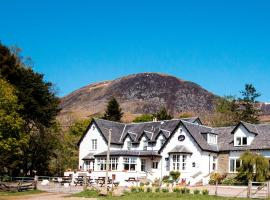Glen Clova Hotel & Luxury Lodges, hotel in Millton of Clova