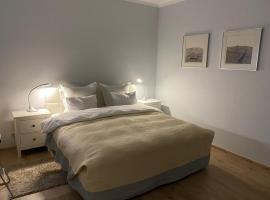 Spacious studio, hotel near Port of Zeebrugge, Knokke-Heist