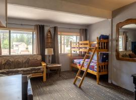 Village Suites Inn - Grizzly Bear - Perfect Location, IN THE VILLAGE! Can't be better!!!, lodge in Big Bear Lake